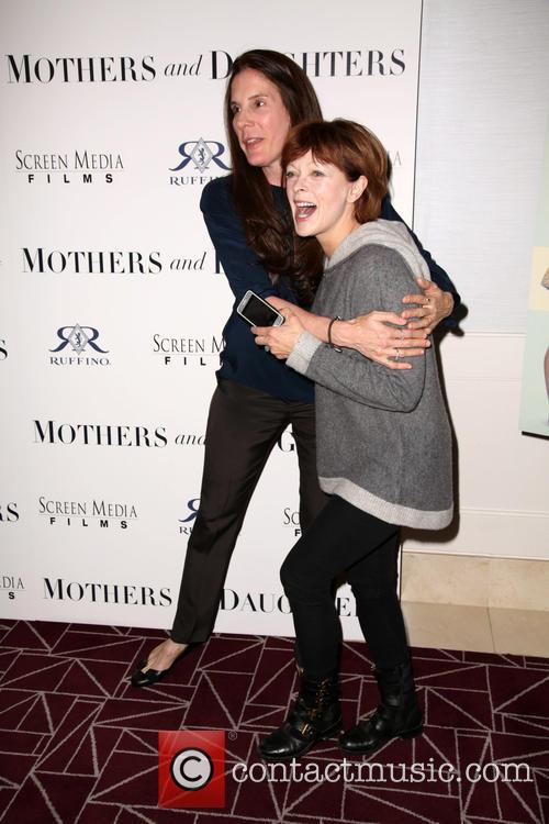 Amy Williams and Frances Fisher 3