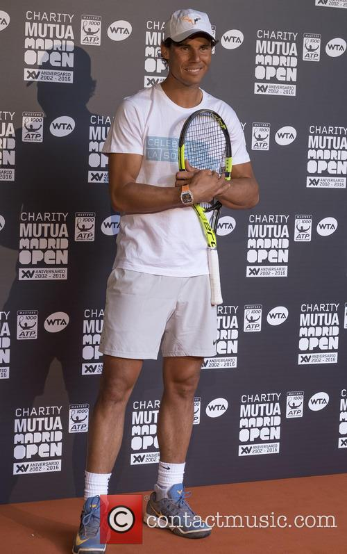 2016 Mutua Madrid Open - Charity Match
