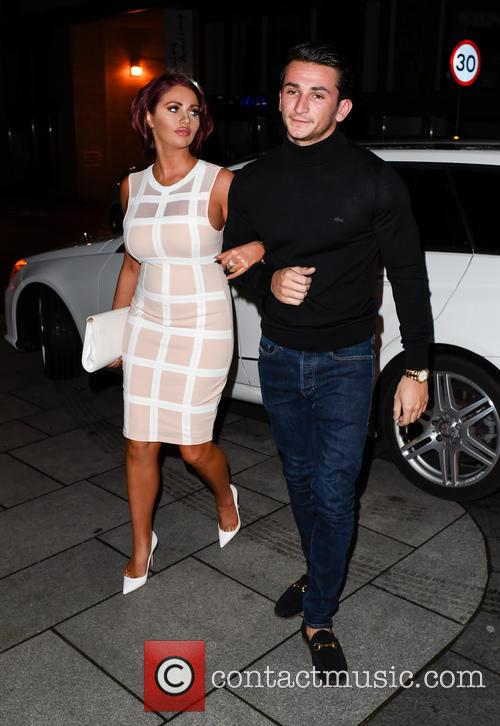 Amy Childs and Dino Warren 1