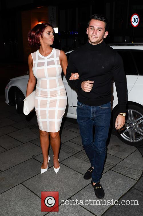 Amy Childs and Dino Warren 3