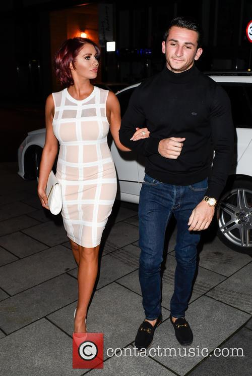 Amy Childs and Dino Warren 5