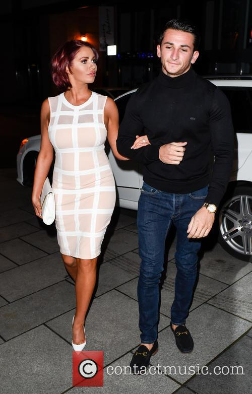 Amy Childs and Dino Warren 6