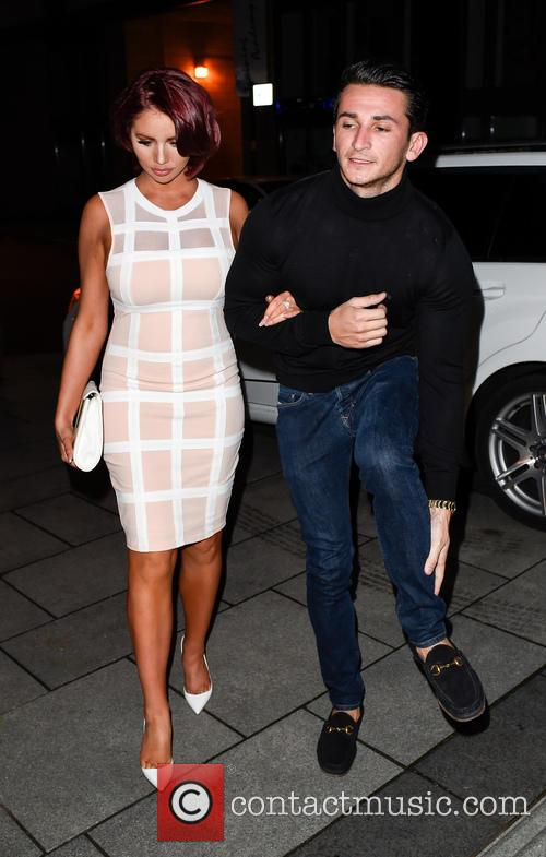 Amy Childs and Dino Warren 8