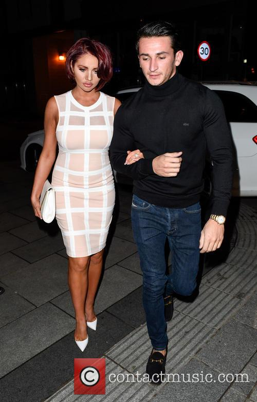Amy Childs and Dino Warren 9