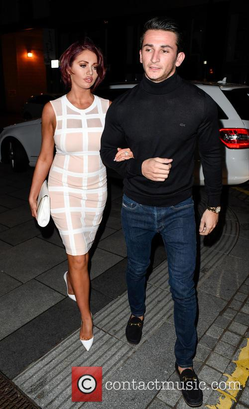 Amy Childs and Dino Warren 10