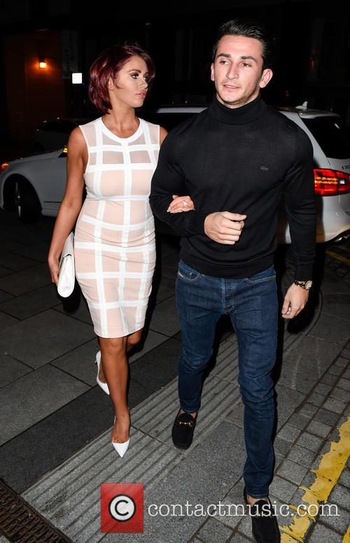 Amy Childs and Dino Warren 11