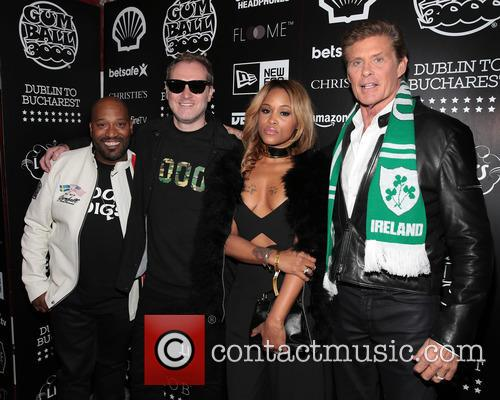 Gumball 3000 launch party