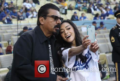 George Lopez and Aimee Garcia 4