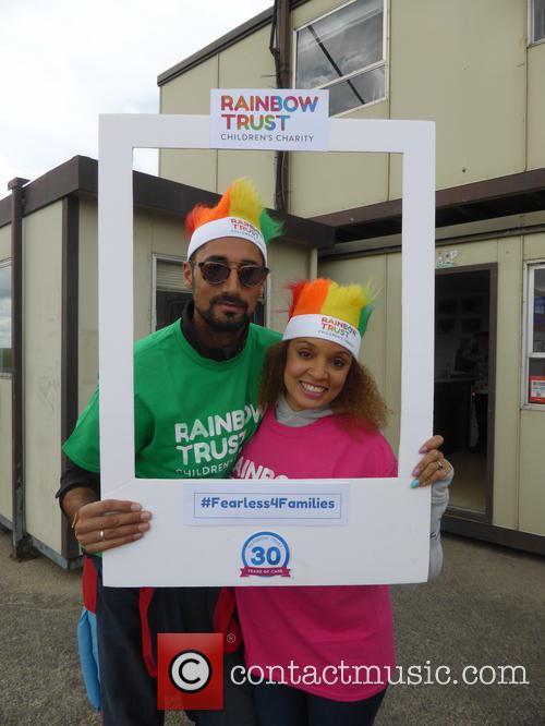 Rainbow Trust's Jump With Us