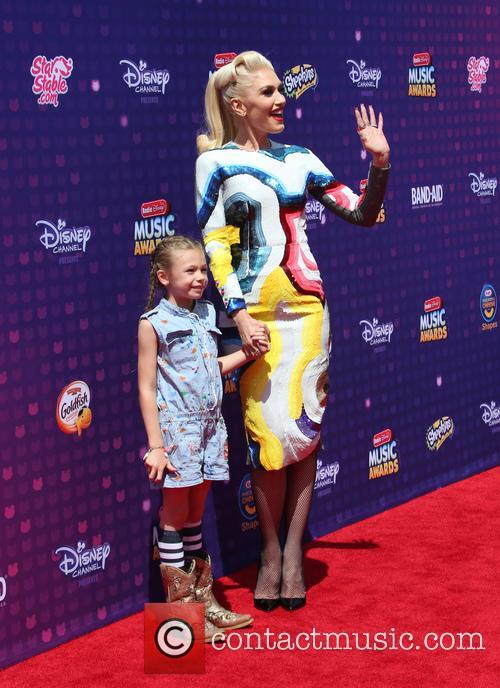 Gwen Stefani and Stella Stefani 10