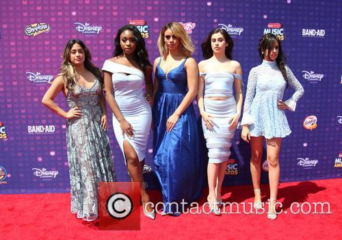 Fifth Harmony, Ally Brooke, Normani Hamilton, Dinah-jane Hansen and Lauren Jauregui 2