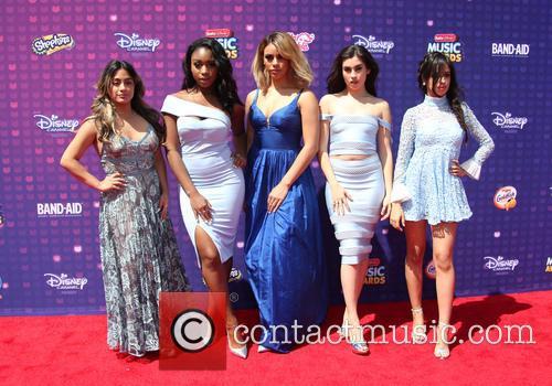 Fifth Harmony, Ally Brooke, Normani Hamilton, Dinah-jane Hansen and Lauren Jauregui 3