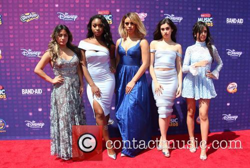 Fifth Harmony, Ally Brooke, Normani Hamilton, Dinah-jane Hansen and Lauren Jauregui 4