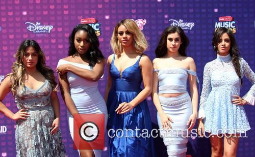 Fifth Harmony, Ally Brooke, Normani Hamilton, Dinah-jane Hansen and Lauren Jauregui 5
