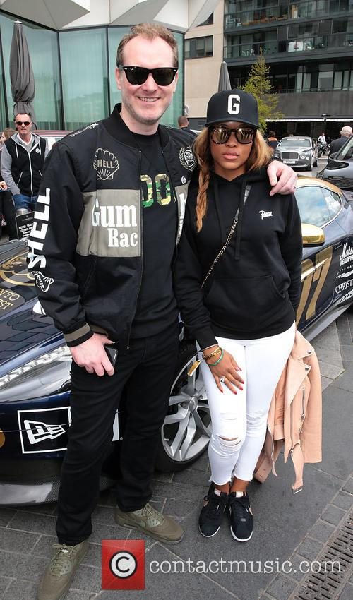 Gumball, Rapper Eve and Maximillion Cooper 2