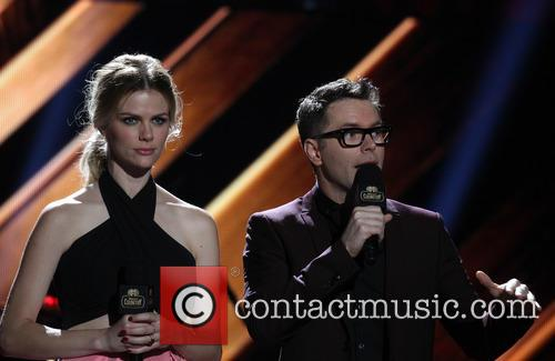 Brooklyn Decker and Bobby Bones 7
