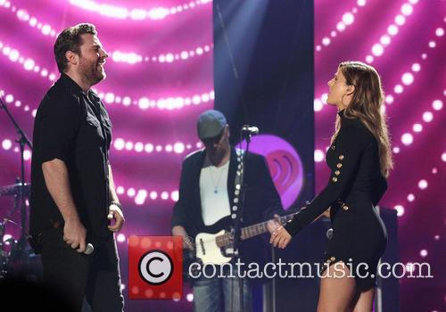 Chris Young and Cassadee Pope 6