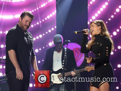 Chris Young and Cassadee Pope 8