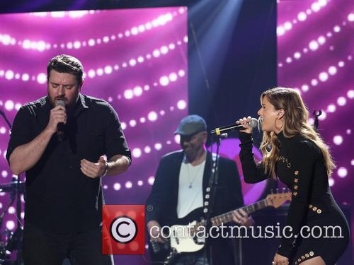Chris Young and Cassadee Pope 9