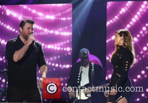 Chris Young and Cassadee Pope 10