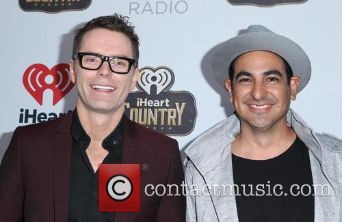 Bobby Bones and Eddie Garcia 1