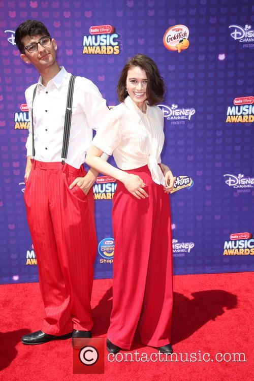 Chase Yamauchi and Madeleine Coghlan 1