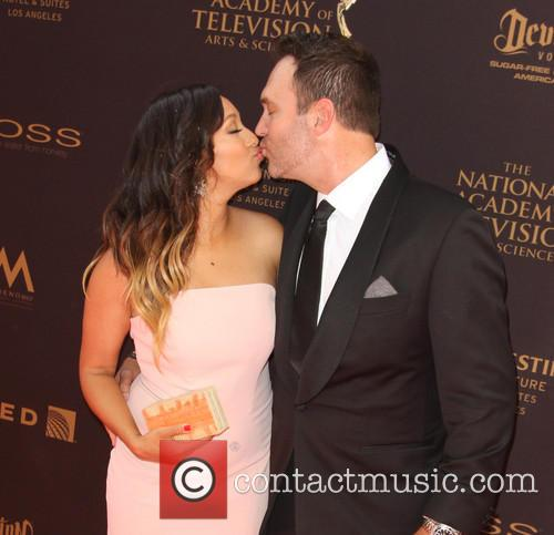 Tamera Mowry and Adam Housley 6