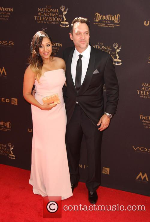 Tamera Mowry and Adam Housley 8