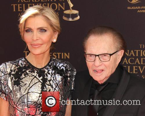 Shawn King and Larry King 1