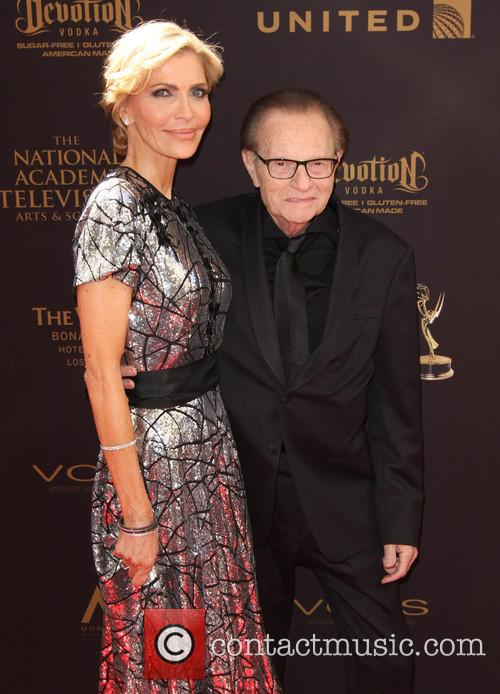 Shawn King and Larry King 2