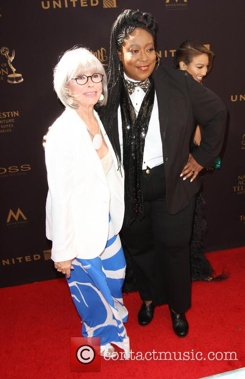 Rita Moreno and Loni Love 11