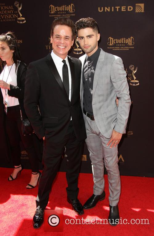 Christian Leblanc and Max Ehrich 3