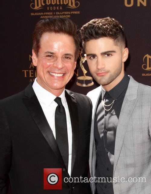 Christian Leblanc and Max Ehrich 4
