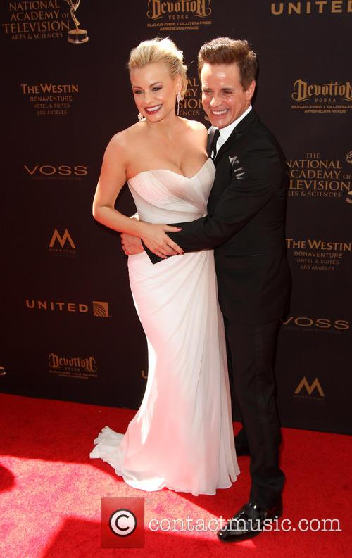 Jessica Collins and Christian Leblanc 7