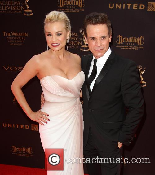 Jessica Collins and Christian Leblanc 8