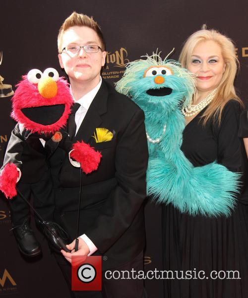 Elmo and Rosita 1
