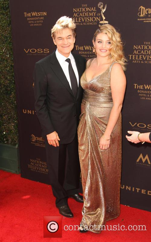 Dr. Mehmet Oz and Daphne Oz 2
