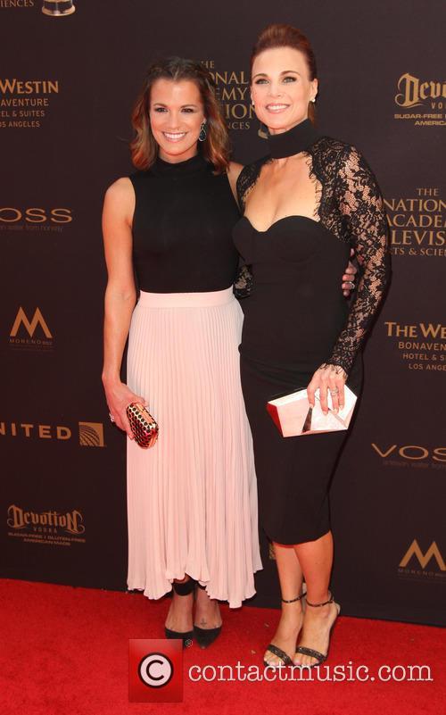 Melissa Claire Egan and Gina Tognoni 2