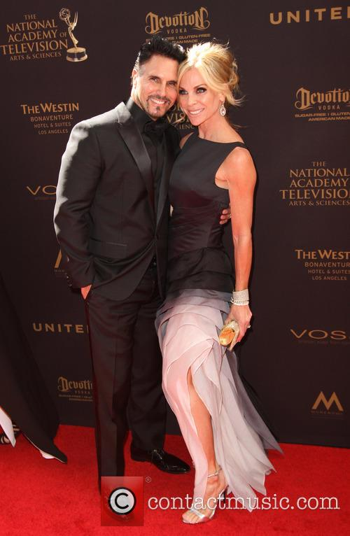 Don Diamont and Cindy Ambuehl 2
