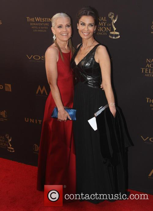 Melissa Reeves and Kristian Alfonso 1