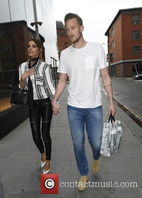 Misse Beqiri and Anders Lindegaard 1