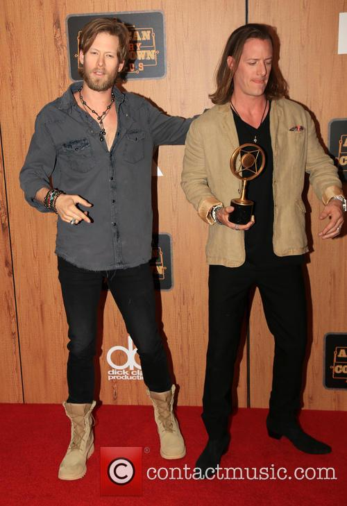 Brian Kelly and Tyler Hubbard 2