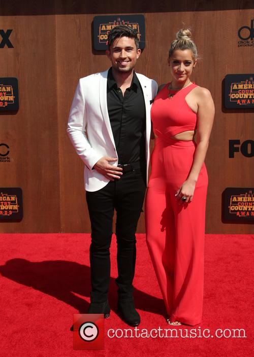 Michael Ray and Carli Manchaca 8