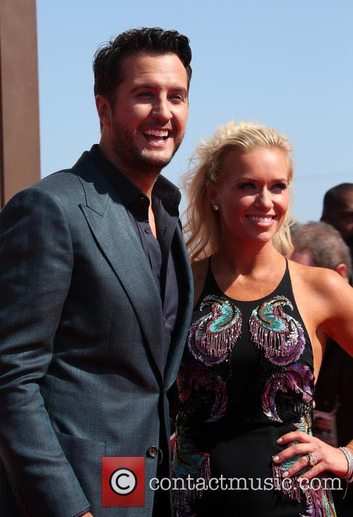 Luke Bryan and Caroline Boyer 2