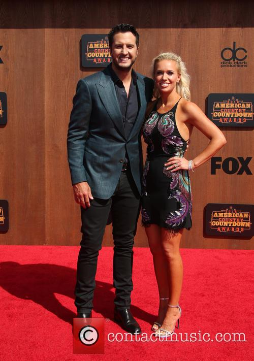 Luke Bryan and Caroline Boyer 11