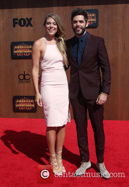 Lauren Gregory and Thomas Rhett 1