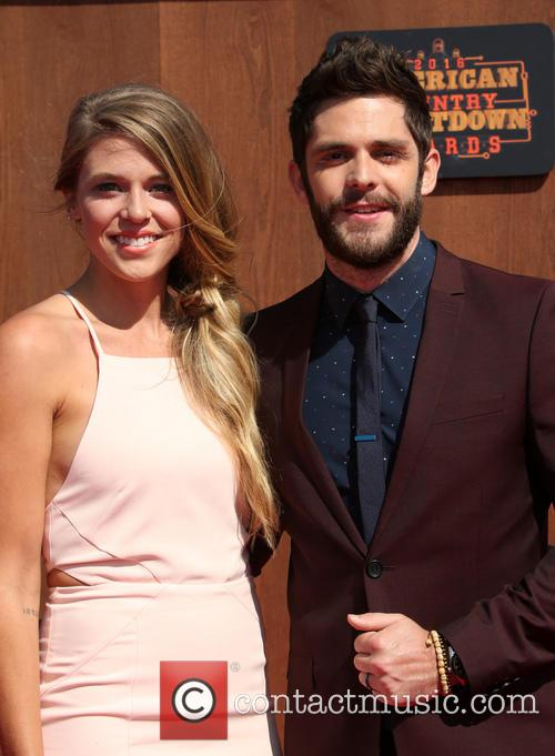 Lauren Gregory and Thomas Rhett 2