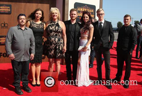 Jenessa Haggard, Theresa Ann Lane, Jeyda Beyzade, Ben Haggard and Brian Bennett 1