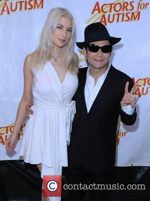Courtney Anne and Corey Feldman 2