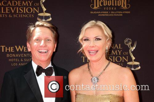 Bradley Bell and Katherine Kelly Lang 1
